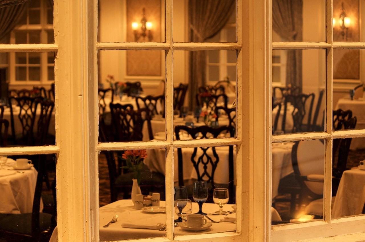 デートに向いているレストラン