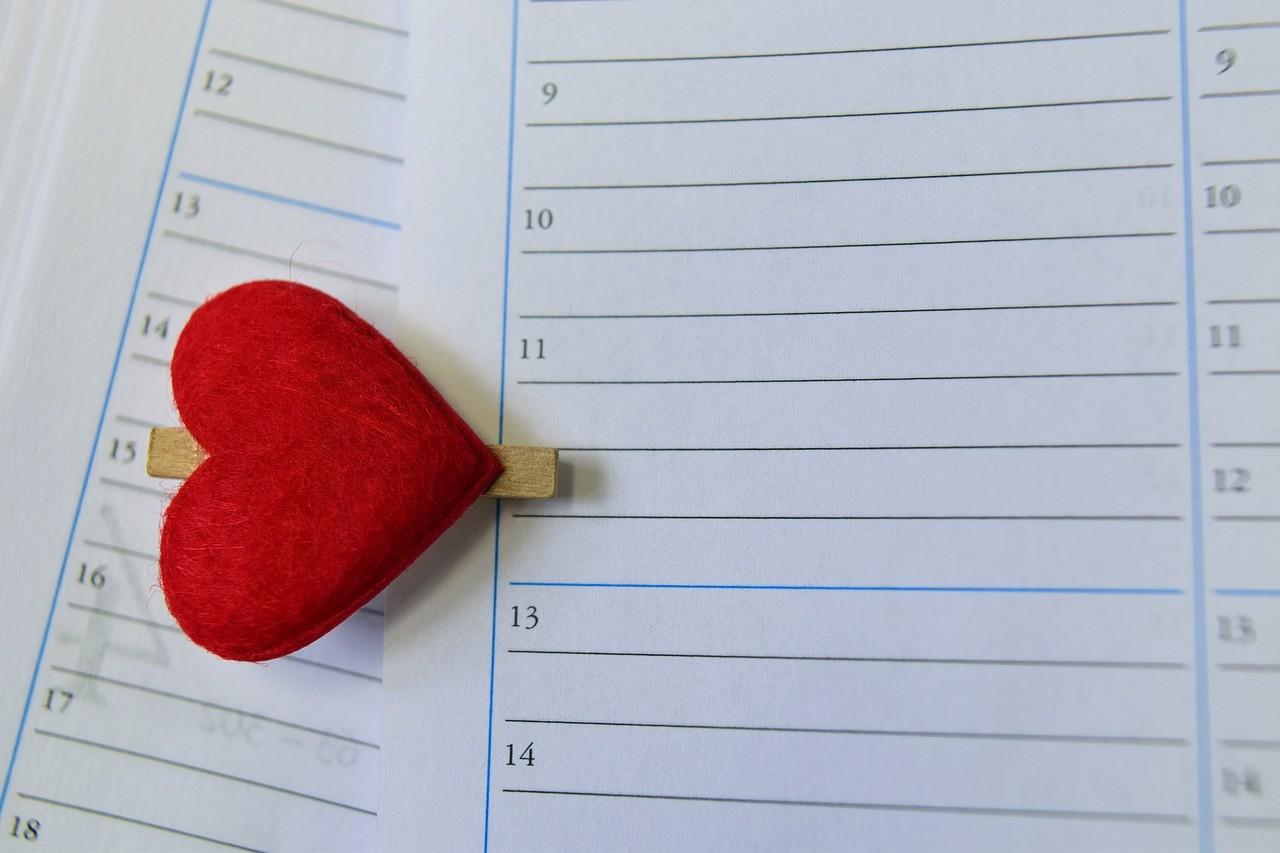 遠距離恋愛で告白するタイミング