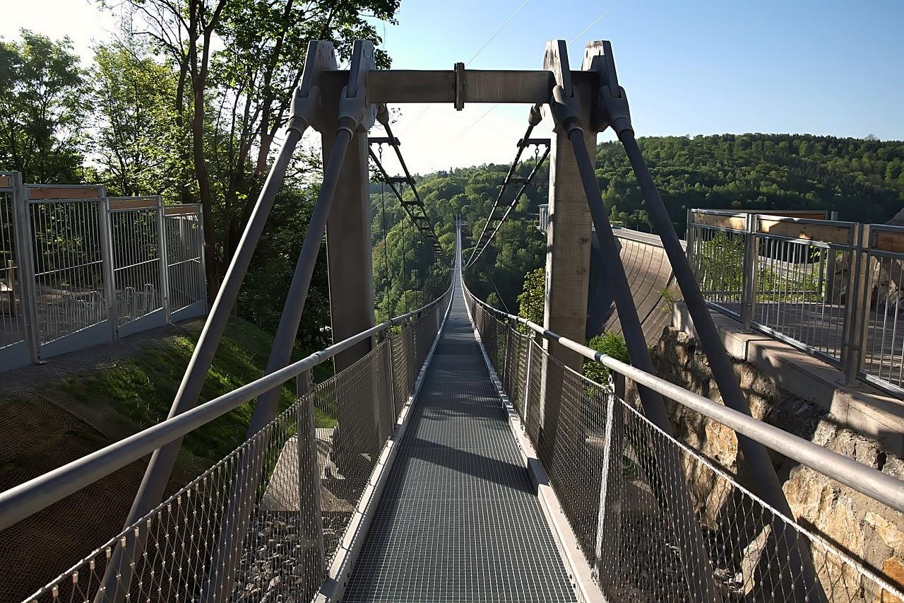 吊り橋効果