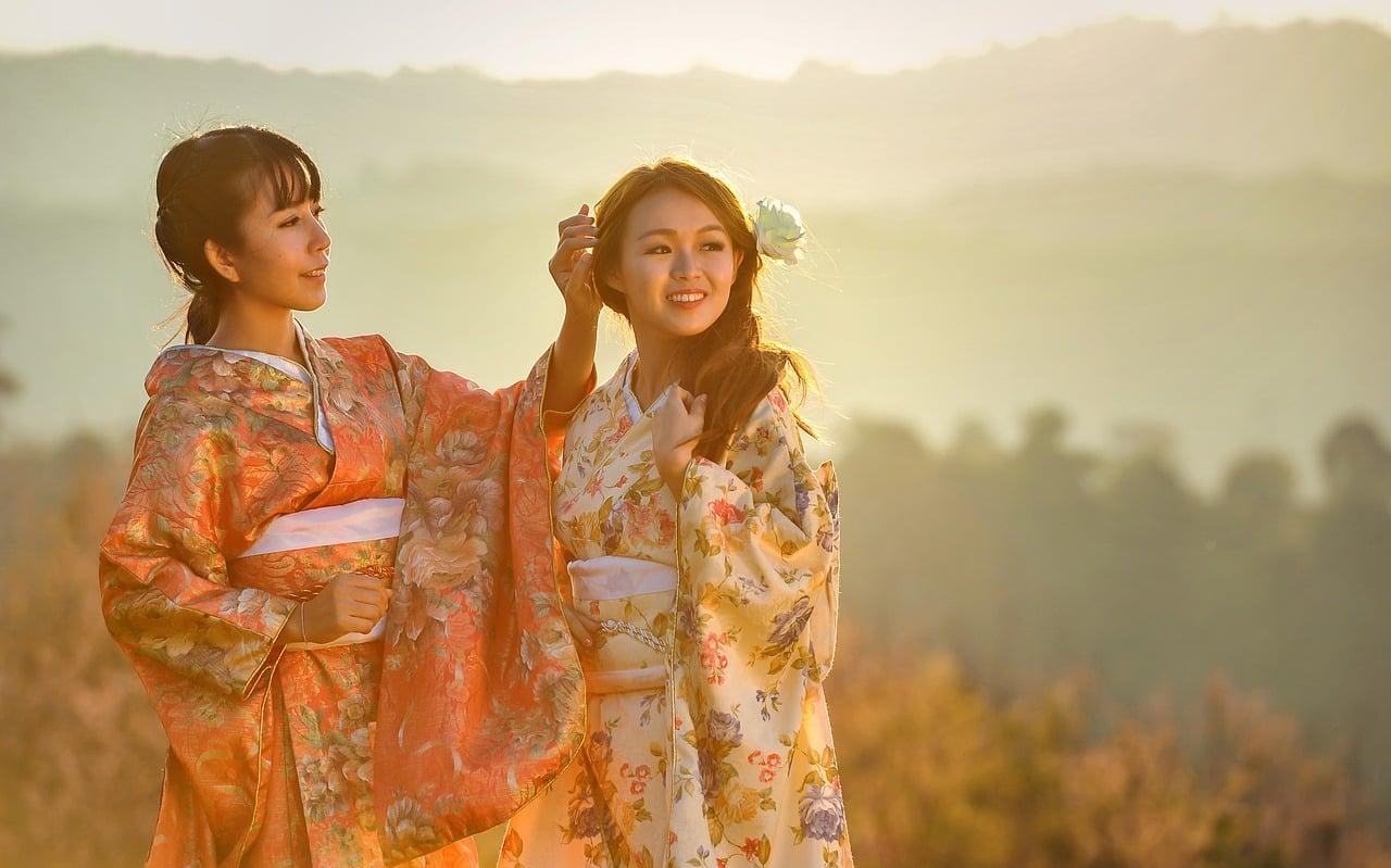 親日の中国人女性