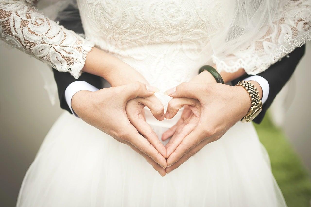 結婚式の雰囲気