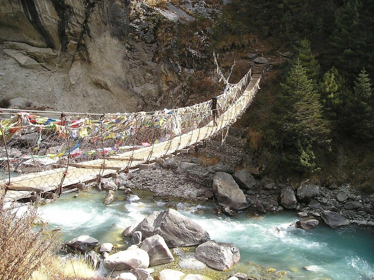ボルダリングのつり橋効果